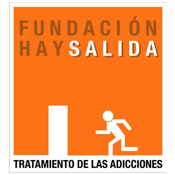 logotipo Fundación hay salida, tratamiento de adicciones