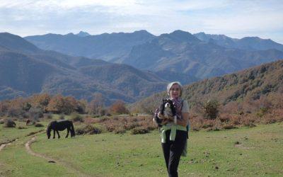 Luisa voluntaria en el Movimiento por La Paz en Cantabria cuenta su experiencia